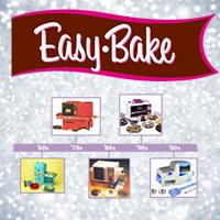 Easy-Bake Timeline