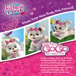 FurReal Friends Pet Bio for Get Up & GoGo, My Walkin' Pup