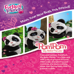 FurReal Friends Pet Bio for PomPom