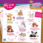 FurReal Friends Wishlist for all 8 pets