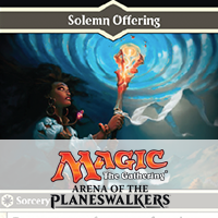 Magic: Planeswalkers Spell Cards