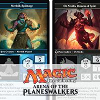 Battle for Zendikar Squad Cards