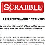 Good Sportsmanship at Tournaments