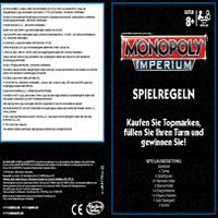Monopoly Imperium 1.2 Spielanleitung