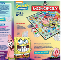 Monopoly Spongebob Spielanleitung
