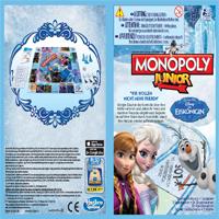 Monopoly Junior Die Eiskönigin Spielanleitung