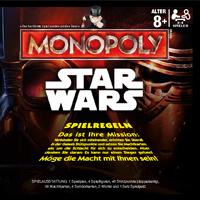 Monopoly Star Wars Spielanleitung