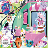 Littlest PetShop 2013 Sweetest Poster