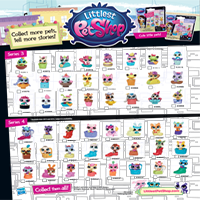 Littlest Pet Shop - Bling Bags Fall 2015