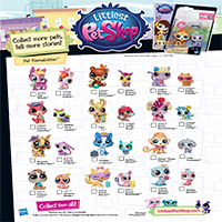 Littlest Pet Shop - Pet Pawsabilities Fall 2015