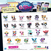 Littlest Pet Shop - Singles Fall 2015