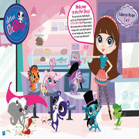 Littlest PetShop 2013 Entertainment Poster