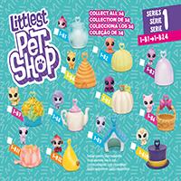 Littlest Pet Shop Blind Bag Cross Sell Fall 2017