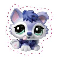 LITTLEST PET SHOP Picture Frame