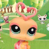 LITTLEST PET SHOP Love Bug's Hidden Hearts