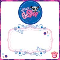 LITTLEST PET SHOP CD Cover