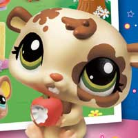 LITTLEST PET SHOP Hamster Poster