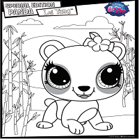 Lei Yang Coloring Page