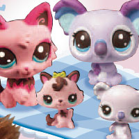 LITTLEST PET SHOP CUTEST PETS Poster