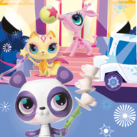 LITTLEST PET SHOP Totally Talented Poster