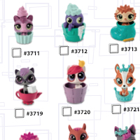 Littlest Pet Shop Micro Cross Sell Fall - Blind Bag Pets