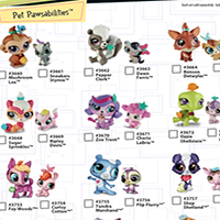 Littlest Pet Shop Micro Cross Sell Fall - Pet Pawsabilities