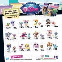 Littlest Pet Shop - Pet Pawsabilities Spring 2015 Collection