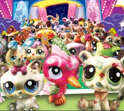 LITTLEST PET SHOP Sparkle Pets Poster