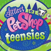LITTLEST PET SHOP TEENSIES Tracker