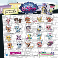 Littlest Pet Shop - Singles Spring 2015 Collection