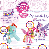 My Little Pony Wish List