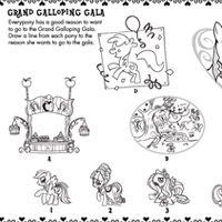 Activity: Grand Galloping Gala