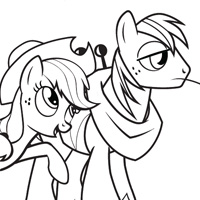 Coloring Page: Applebuck Season