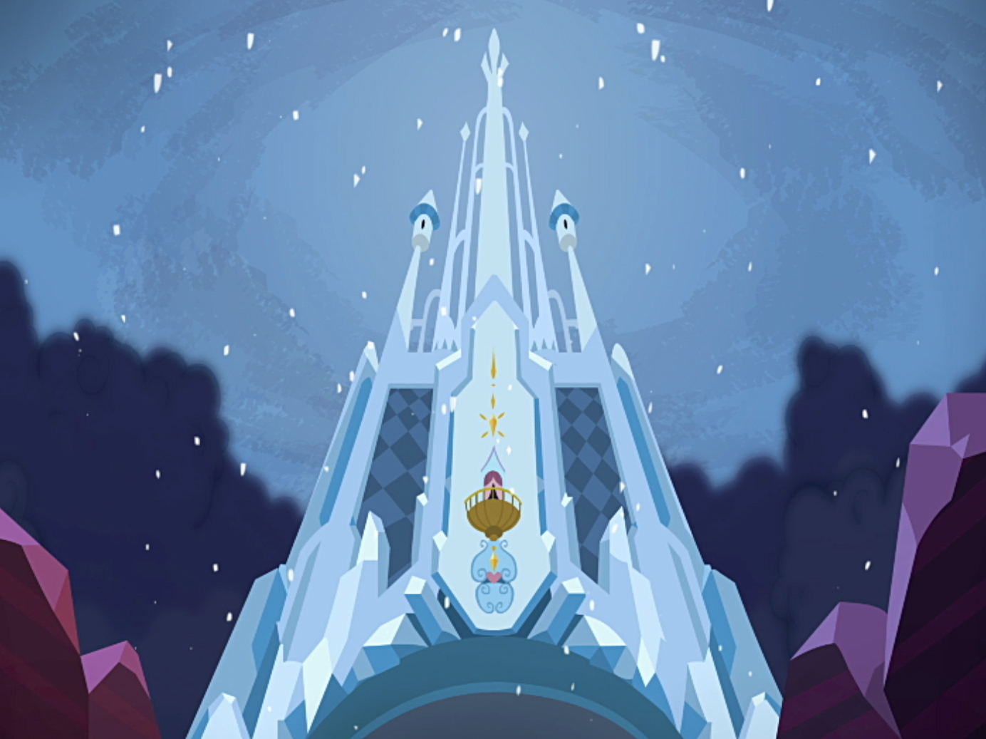 CRYSTAL EMPIRE CASTLE