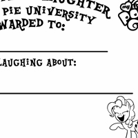 Activity: Doctorate of Laughter