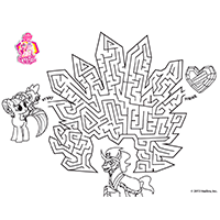MLP - Crystal Empire - Printable2