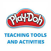 Play-Doh Teaching Tools