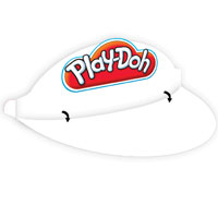 PLAY-DOH Spring Visor Activity
