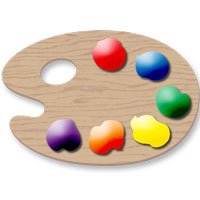 PLAY-DOH Paint Palette Activity
