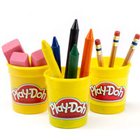 PLAY-DOH Supply Holder Activity