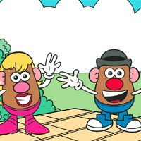 Playskool Mr. Potato Head Printable Poster