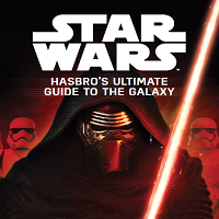 Star Wars 2015 Hasbro Catalog