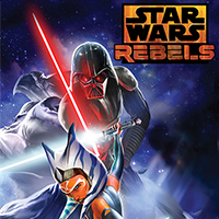 New Starwars rebelle poster