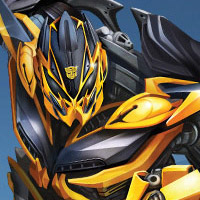BUMBLEBEE Infographic - TRANSFORMERS 4