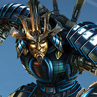 AUTOBOT DRIFT Infographic - TRANSFORMERS 4