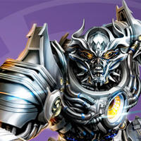 Galvatron Infographic - TRANSFORMERS 4