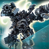 TRANSFORMERS Wallpaper: IRONHIDE