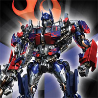 TRANSFORMERS Wallpaper: OPTIMUS PRIME