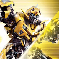 TRANSFORMERS Wallpaper: BUMBLEBEE