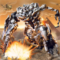 TRANSFORMERS Wallpaper: MEGATRON